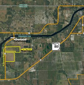 5225 & 5555 Fort Denaud Ranch & Development in LaBelle, Florida