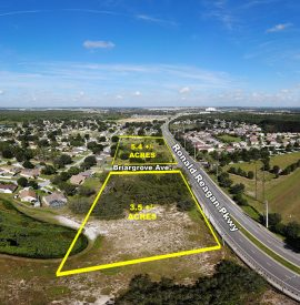 SOLD: Thursday, 10/04/18 at 10 AM: Corner of US 27 & Golden Eagle Blvd. in Clermont, Florida