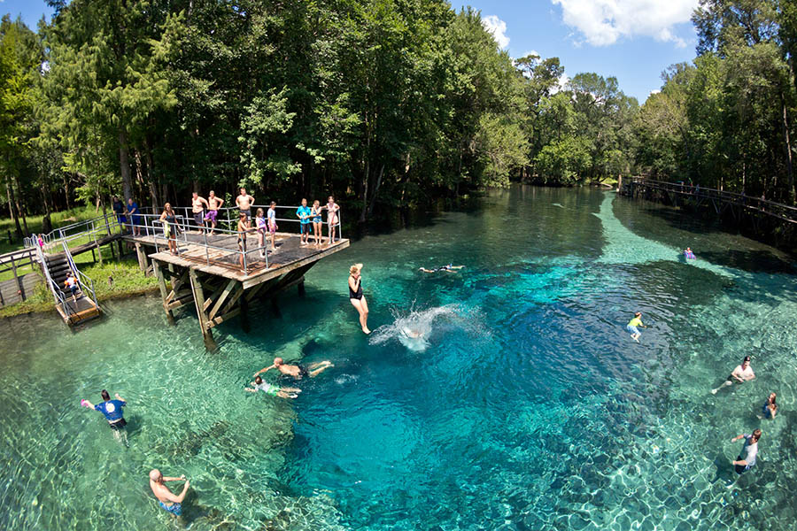 SOLD: Blue Springs Park in High Springs, Florida ...