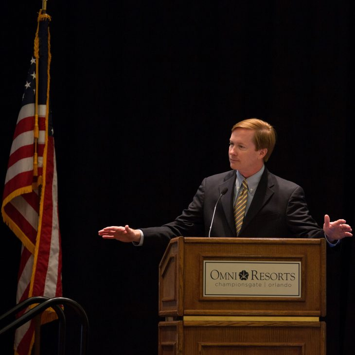 Adam Putnam at the Lay of the Land Conference 2018