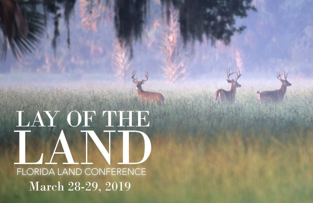2019 Florida Lay of the Land Conference