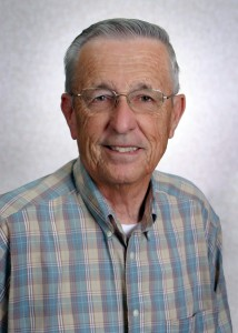 Photo of Fred Saunders