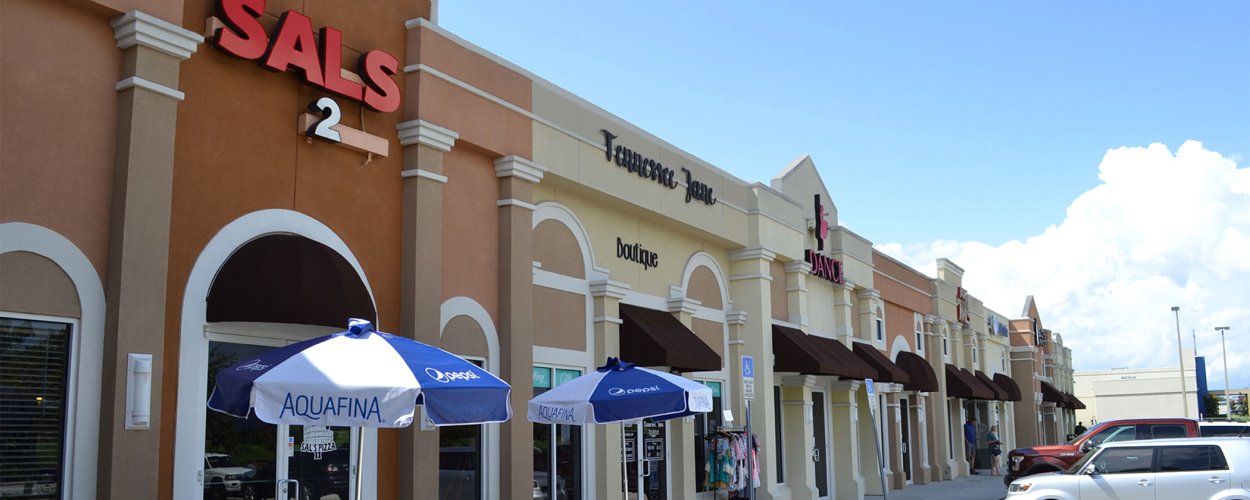 Photo of retail in central florida