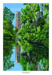 """2017 """"Reflections of Bok Tower"""" Stephen Koury"""