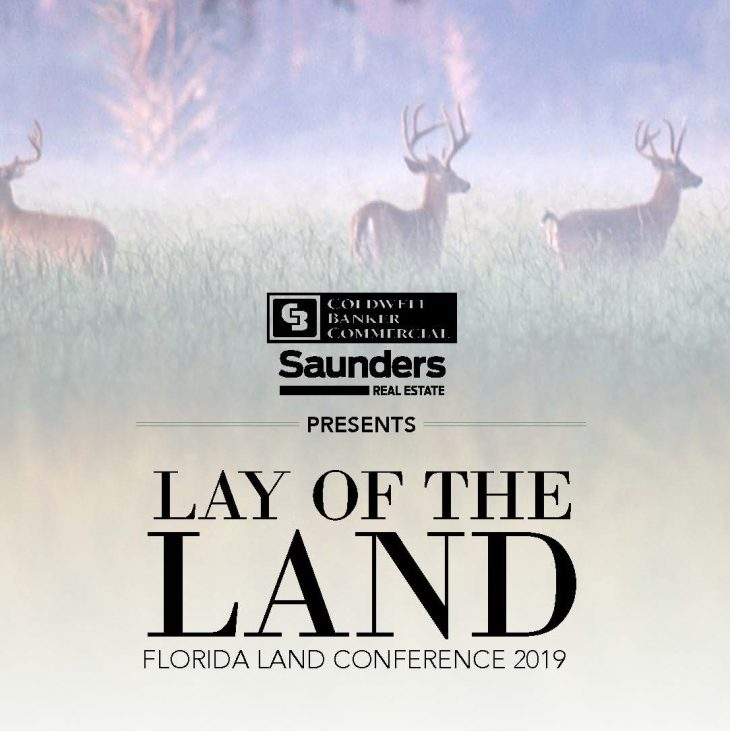 2019 Lay of the Land Florida Land Conference Invitation