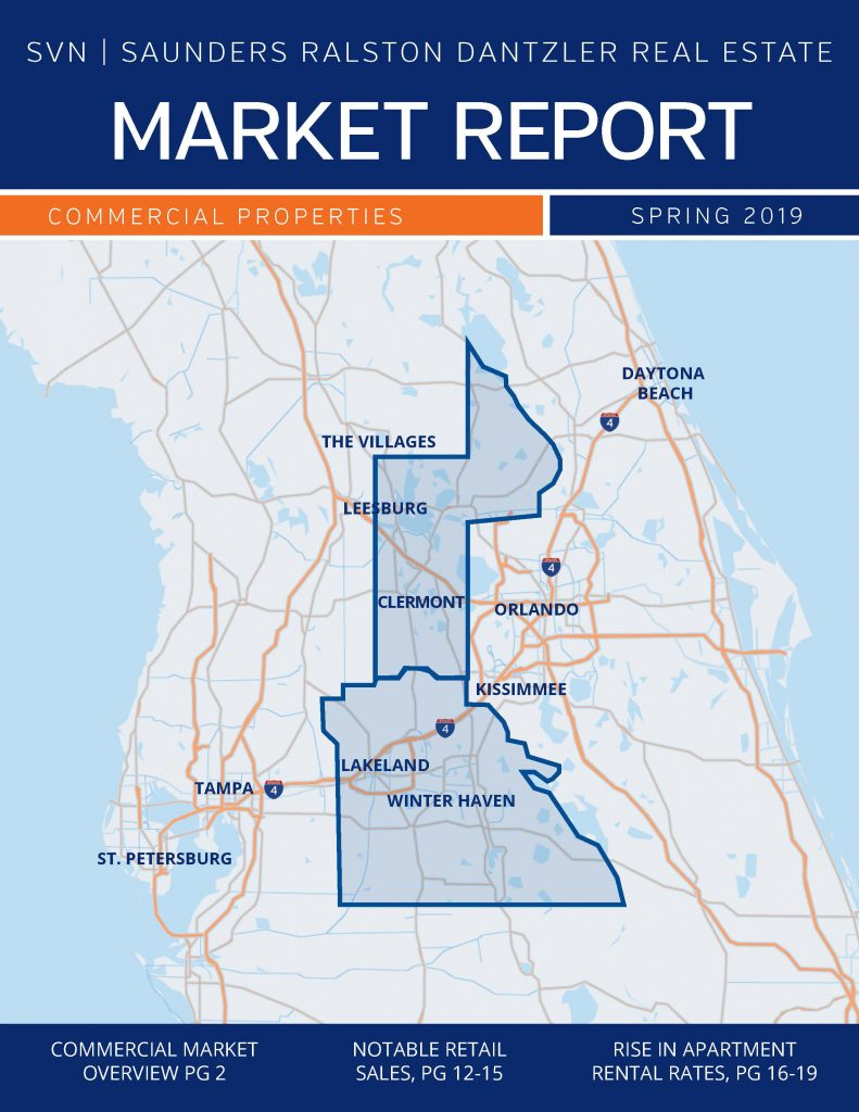 Cover of Commercial Market Report
