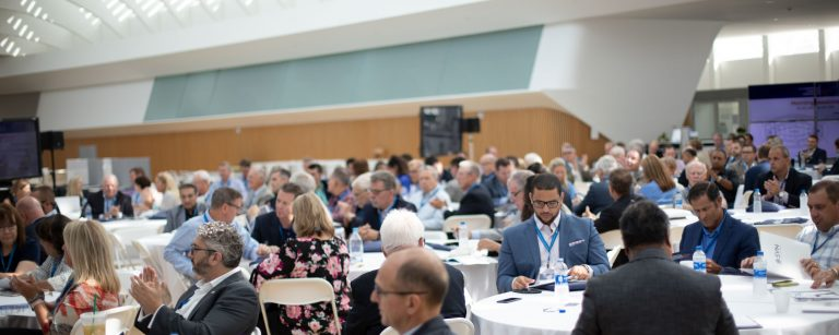 Attendees at the I-4 Commercial Corridor Conference