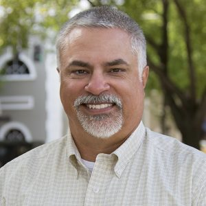 Headshot Photo of Greg Driskell