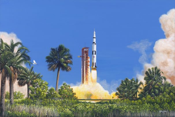 "2016 ""Florida First in Space"" Stephen Koury"