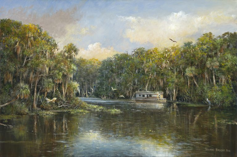 "2018 ""St. Johns Riverboat"" Thomas Brooks"
