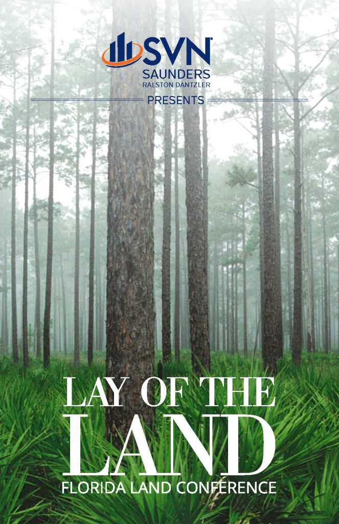 Invitation to 2020 Lay of the Land Conference