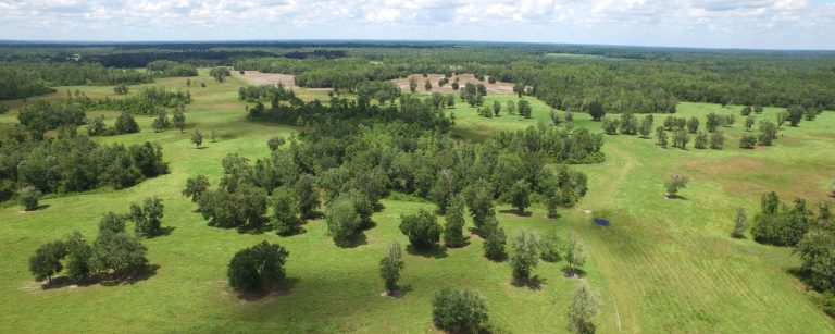 A Photo of Rocky Creek Ranch Aerial View