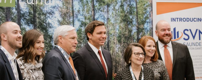 Governor DeSantis at the 2020 Lay of the Land Conference