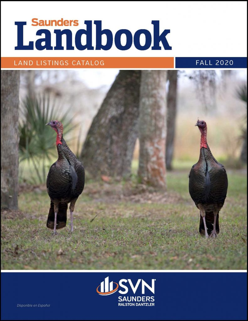 Landbook Cover of the Listings Catalog - Fall 2020