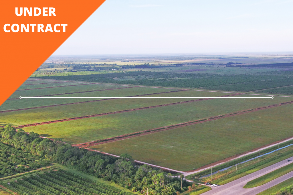 Marsh Tract Under Contract