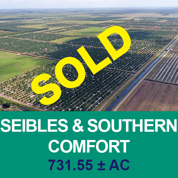 Sold at real estate auction eibles Southern - Florida Ag